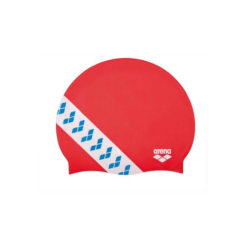 ARENA KAPA TEAM STRIPE CAP RED
